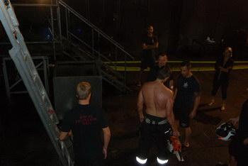 Making of Feuerwehr-Kalender 2013 - 13