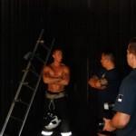 Making of Feuerwehr-Kalender 2013 - 14