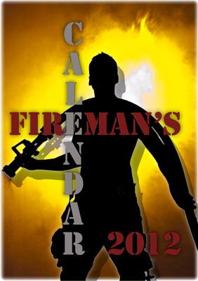Cover Fireman's Calendar 2012