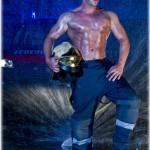 Mr. März - Wiener Feuerwehr-Kalender 2012