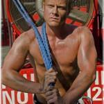 Mr. August - Wiener Feuerwehr-Kalender 2012