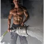 Mr. September - Wiener Feuerwehr-Kalender 2012