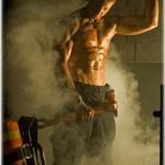 Mr. Dezember - Wiener Feuerwehr-Kalender 2012