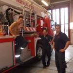 Making of Feuerwehrkalender 2014 - 6
