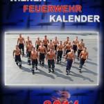 Feuerwehrmänner Kalender Wien 2014 Cover