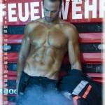 Feuerwehrmänner Kalender Wien 2014 Jänner