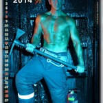 Feuerwehrmänner Kalender Wien 2014 Dezember