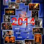 Feuerwehrmänner Kalender Wien 2014 Backside