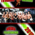 Cover Feuerwehr-Kalender 2015