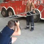Making-Of Wiener Feuerwehrkalender 2016