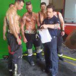 Making-of Feuerwehr Kalender Wien 2018